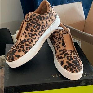 db03ee7a45d5 Very Volatile Shoes | Forza Cheetahleopard Print Sneakers | Poshmark
